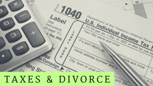 Taxes and Divorce  Blog